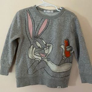Kids Gap Bugs Bunny Sweater